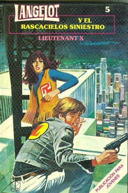 Langelot numero 05: El rascacielos siniestro - Lieutenant X