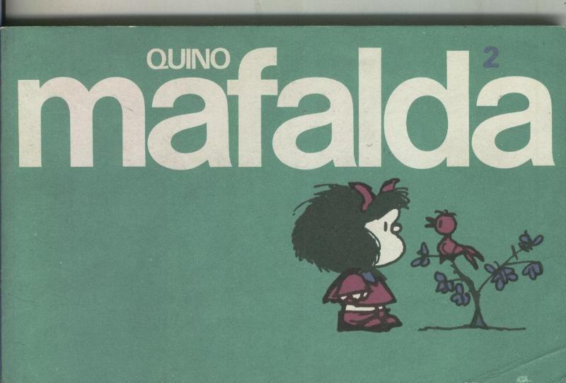 Mafalda numero 02 by Quino: Lumen - El Boletin