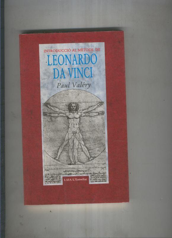 Introduccio al metode de Leonardo Da Vinci - Paul Valery