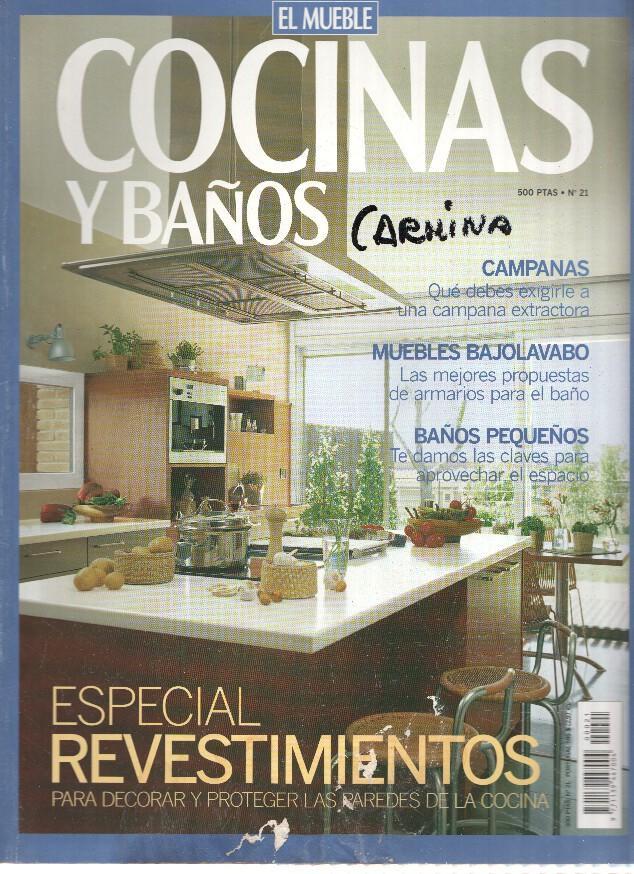 EL MUEBLE numero 0021 - COCINAS Y BAÑOS de Varios: RBA Revistas SA ...