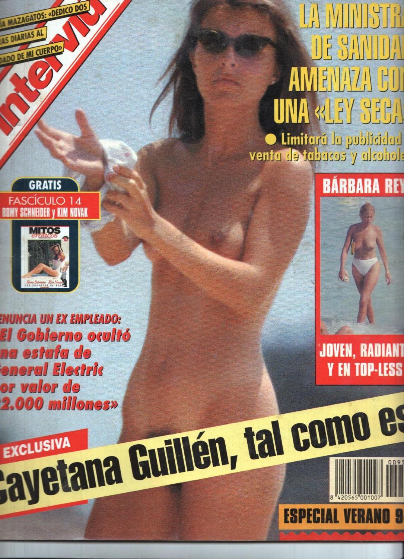 Interviu Numero 956 Cayetana Guillen
