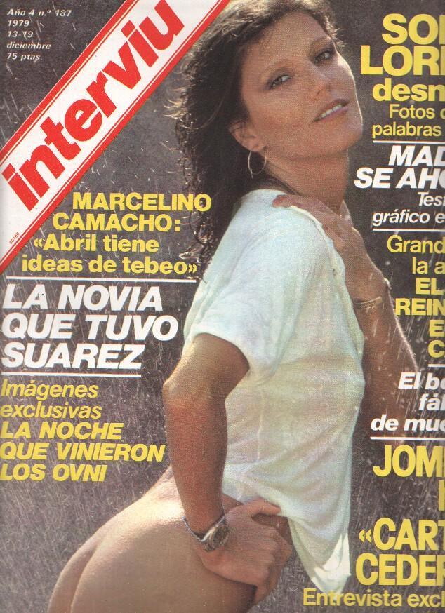 Interviu Volumen 0187 Sofia Loren Desnuda