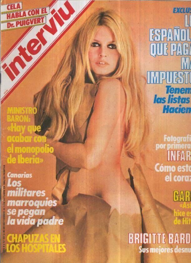 Interviu Numero 0437 Brigitte Bardot Sus