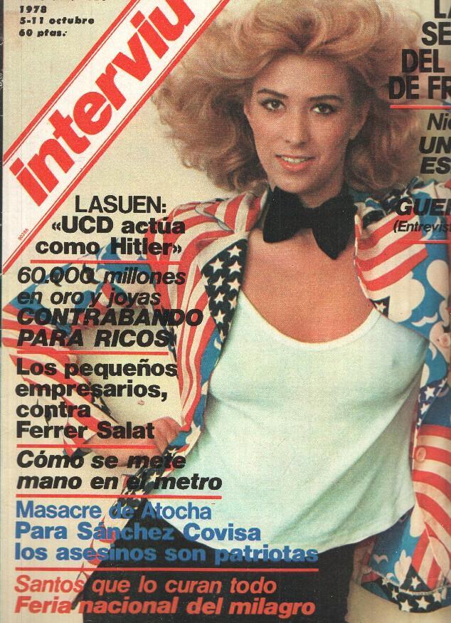 Revista Interviu Numero 0125 Sandra