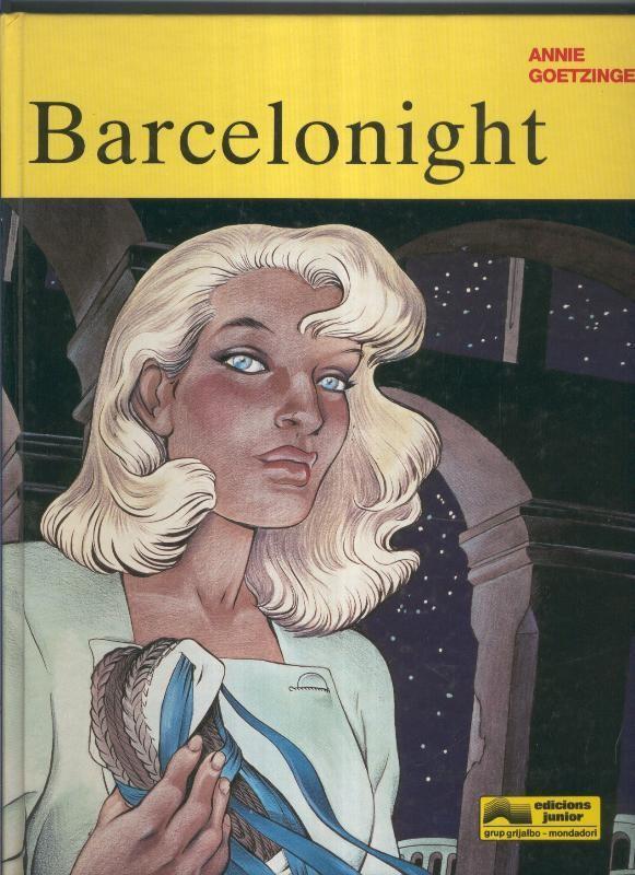 Barcelonight - Annie Goetzinger