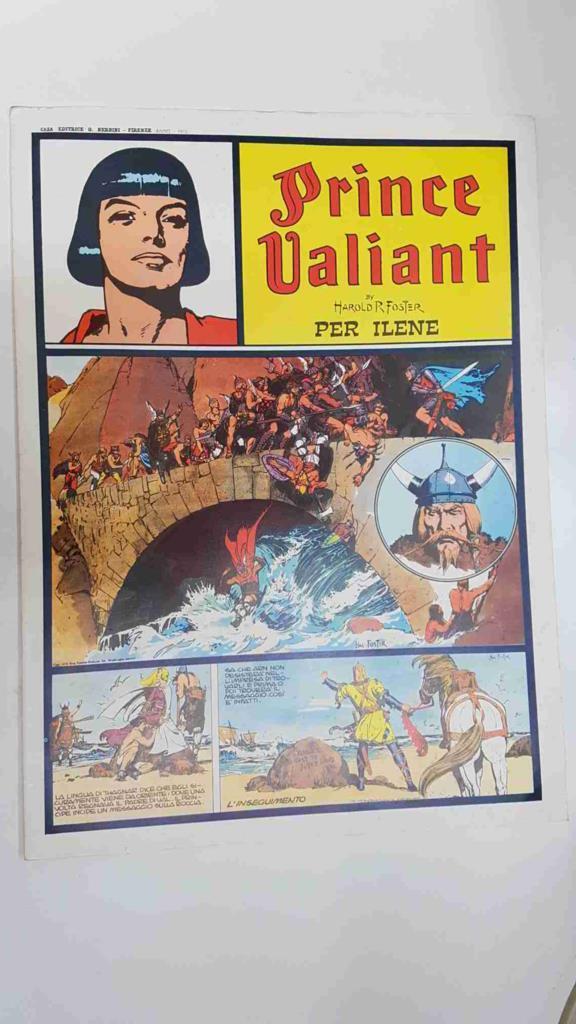 Prince Valiant: Per Ilene by Harold Foster