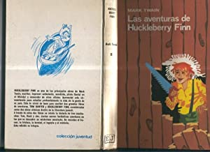 Aventuras de Huckleberry Finn: Mark Twain