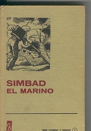 Coleccion Historia Seleccion: Simbad el marino (Battaglia): Anonimo