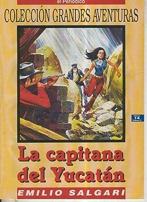 emilio salgari - capitana yucatan - Iberlibro