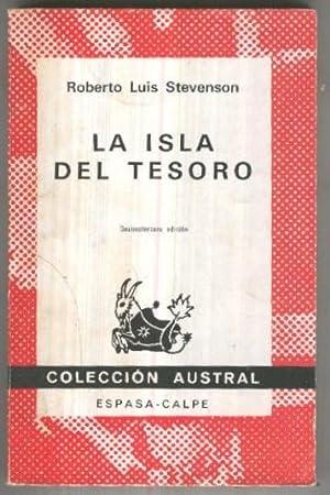 Austral numero 0007: La Isla del Tesoro: Roberto Luis Stevenson