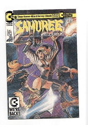 SAMUREE, Vol.1 Numero 08: The Best of: Elliot Maggin