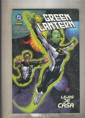Linterna Verde: Green Lantern: Lejos de casa: Judd Winicj, Darryl