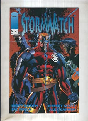 STORMWATCH, Vol.1: Numero 00 (Image 1993)