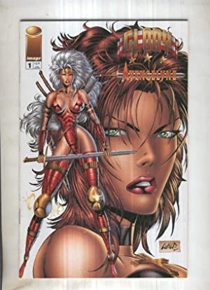 GLORY/AVENGELYNE, Vol.1 No.01: Long Live Queen Faith: Rob Liefeld