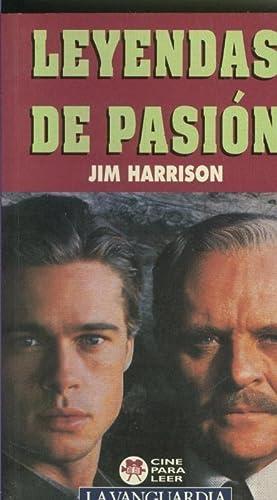 Cine para leer numero 17: Leyendas de: Jim Harrison