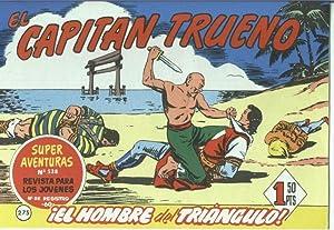 El Capitan trueno facsimil numero 275: El: Angel Pardo-Victor Mora