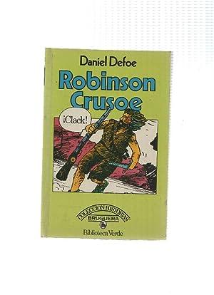 Historia, serie Biblioteca Verde numero 13: Robinson: Daniel Defoe