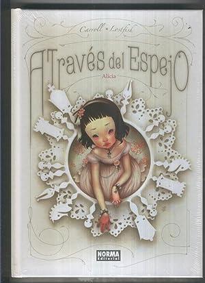 Alicia: A traves del Especho: Lewis Carroll, Lostfish