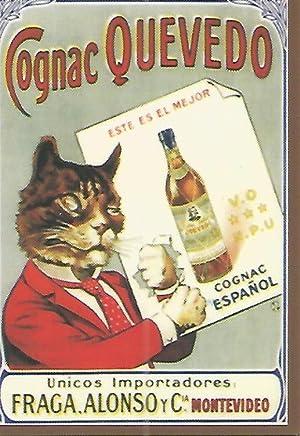 CALENDARIO PUBLICITARIO 00229: Cognac Quevedo: Varios