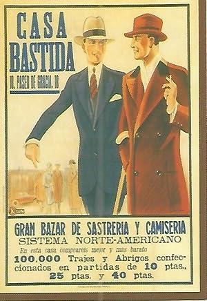 CALENDARIO PUBLICITARIO 00257: Casa Bastida. Barcelona: Varios