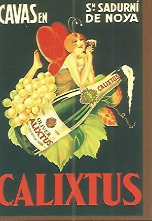 CALENDARIO PUBLICITARIO 00297: Cavas Calixtus: Varios