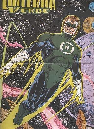 Poster Linterna Verde, medida 26x34 cm: Ron Marz-Darryl Banks-Romeo