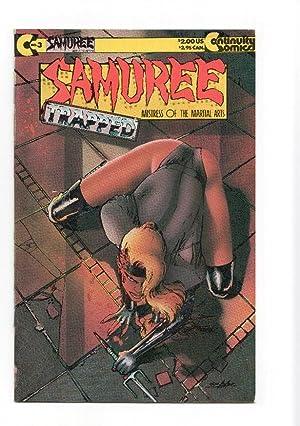 SAMUREE, Vol.1 Numero 03: Trapped (Continuity Comics: Elliot Maggin