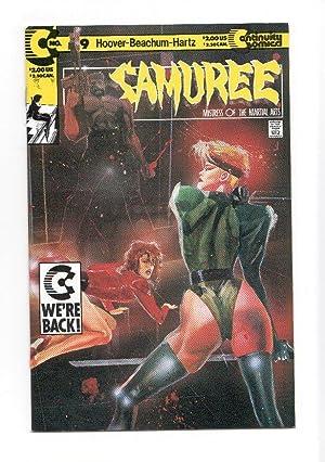 SAMUREE, Vol.1 Numero 09: The End of: Elliot Maggin