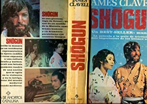 Shogun (lomo estropeado y cubierto con cello): James Clavell