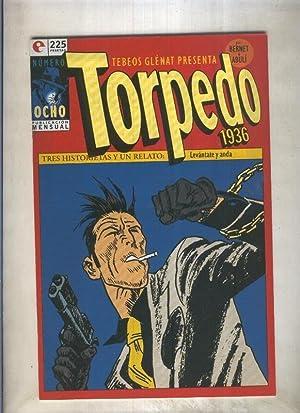 torpedo comic book numero 02 que tiempos aquellos