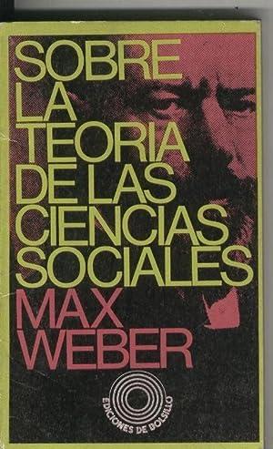 Ciencias Sociales Sociologia: Sobre la teoria de: Max Weber