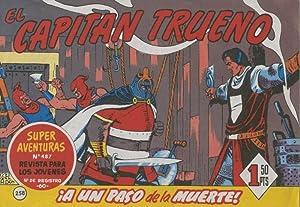 El Capitan Trueno facsimil numero 258: A: Angel Pardo-Victor Mora