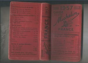 Guide du pneu Michelin France 1957: varios