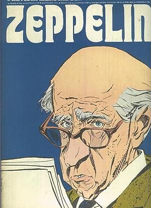Zeppelin numero 03 (numerado 1 en interior: Varios
