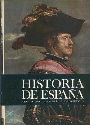 Historia de España tomo IV: La casa: Luis Ulloa Cisneros