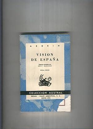 Vision de España: Azorin