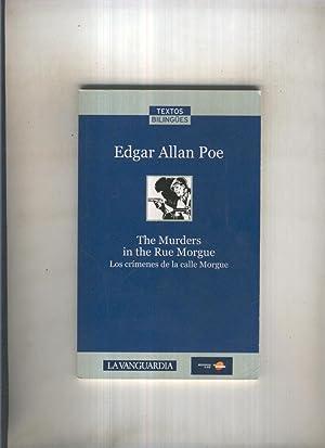 The Murders in the rue morgue.Los crimenes: Edgar Allan Poe