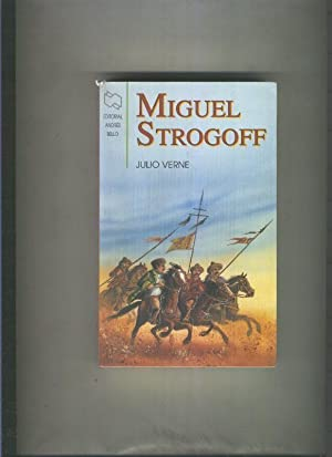Miguel Strogoff (con precinto original de editorial): Julio Verne