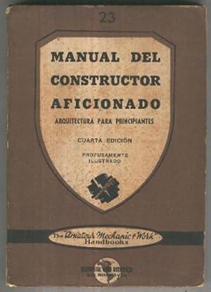 Ciencias, artes y oficios numero 023: Manual: Edward W. Hobbs
