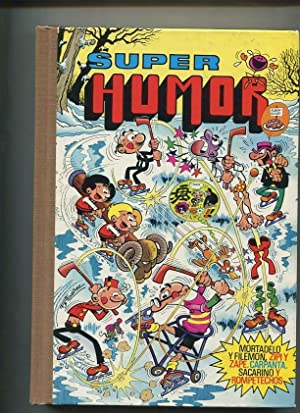 Super Humor numero 38 (numeracion romana): Mortadelo y Filemon / Carpanta /