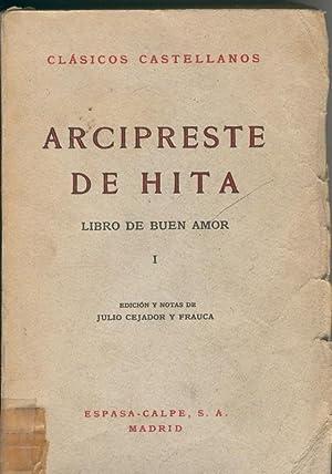 Clasicos Castellanos numero 014: Libro de Buen: Arcipreste de Hita