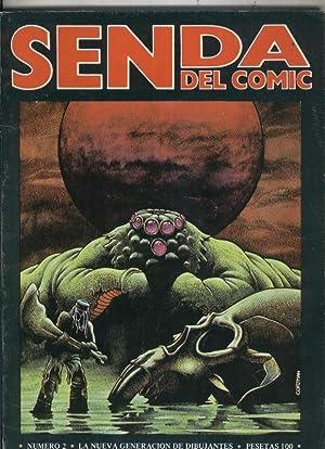 Senda del Comic numero 2: Varios