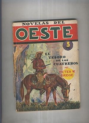 Novelas del Oeste 04: El tesoro de: Peter W. Bridge