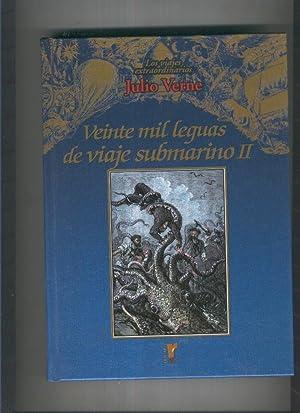 Veinte mil leguas de viaje submarino II: Julio Verne