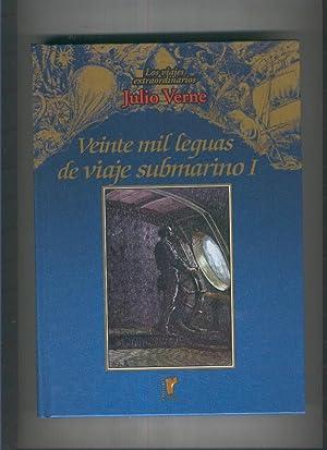 Veinte mil leguas de viaje submarino I: Julio Verne