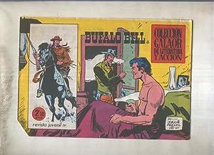 Bufalo Bill numero 08: Joaquin Blazquez