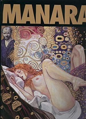 Manara : Galerie-Gallery of Covers