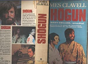 Shogun (leer descripcion del apunte): James Clavell