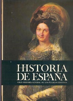Historia de España volumen V: La casa: Luis Ulloa Cisneros