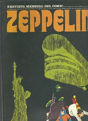 Zeppelin numero 02 (numerado 2 en interior: Varios